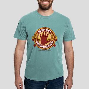 HIMYM Slap Bet Commissio Mens Comfort Colors Shirt