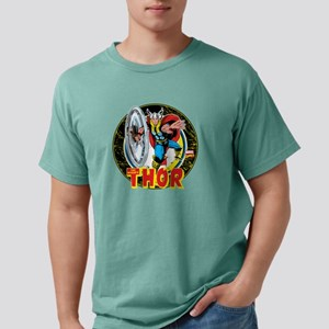 Thor Hammer Mens Comfort Colors Shirt