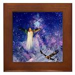 Angel #219 : Framed Tile
