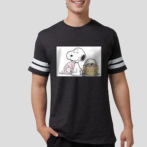 Snoopy Mens Football Shirt