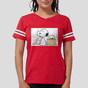 Snoopy Womens Football Shirt