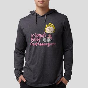WorldsBestGranddaughter Mens Hooded Shirt