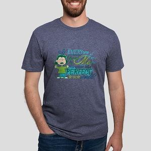 Lucys Perfect World Mens Tri-blend T-Shirt