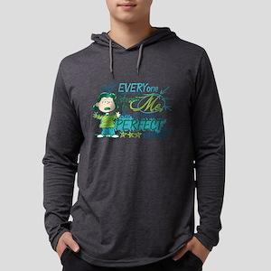 Lucys Perfect World Mens Hooded Shirt
