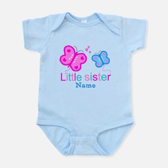 Little Sister Butterfly Body Suit