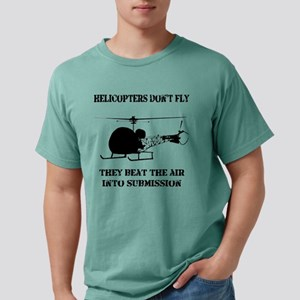 Helicopter Submission Bl Mens Comfort Colors Shirt