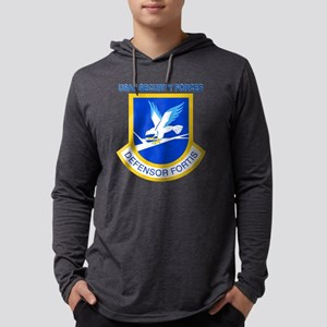 Defensor Fortis Mens Hooded Shirt
