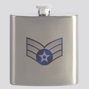 Air Force Senior Airman Flask