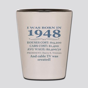 Birthday Facts-1948 Shot Glass