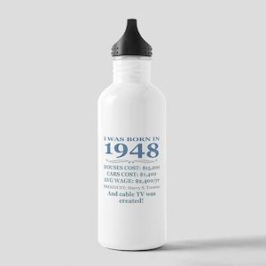 Birthday Facts-1948 Water Bottle