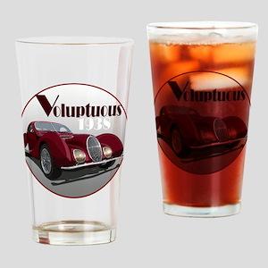Voluptuous Drinking Glass