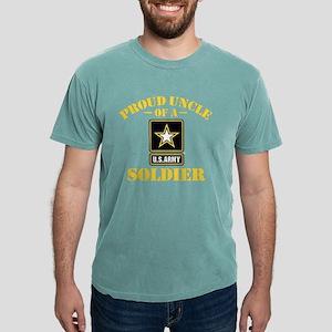 proudarmyuncle33b Mens Comfort Colors Shirt