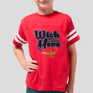 OUAT Wish you were Here Youth Football Shirt