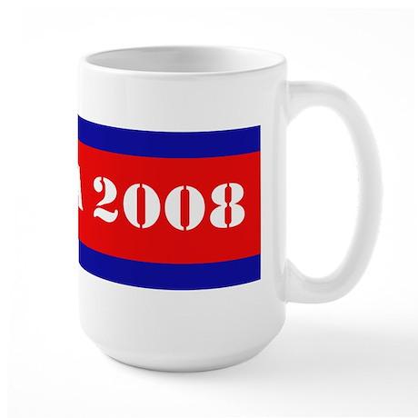 Obama 2008 Large Mug