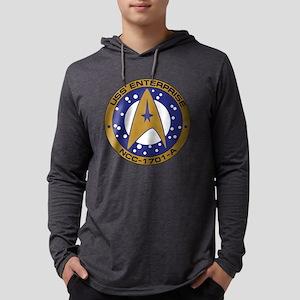 1701a_logo Mens Hooded Shirt