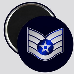 Air Force Staff Sergeant Magnet