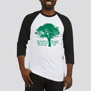 Plant a Tree Now Baseball Jersey