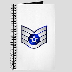 Air Force Staff Sergeant Journal