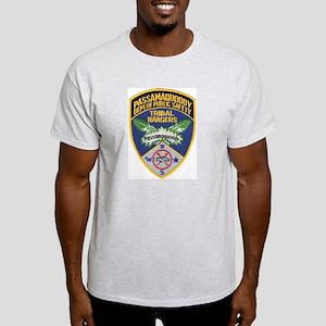 Passamaquoddy Ranger Ash Grey T-Shirt
