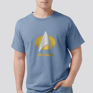 Star Trek: TNG Emblem Mens Comfort Colors Shirt
