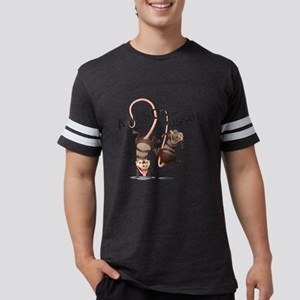 Ice Age Awesome Possum Light Mens Football Shirt