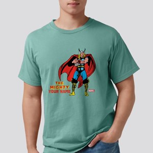 The Mighty Thor Personal Mens Comfort Colors Shirt