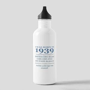 Birthday Facts-1939 Water Bottle
