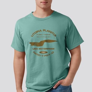 enterprise-d-shipyards f Mens Comfort Colors Shirt