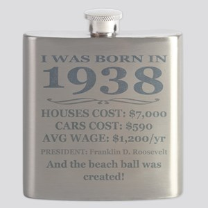 Birthday Facts-1938 Flask