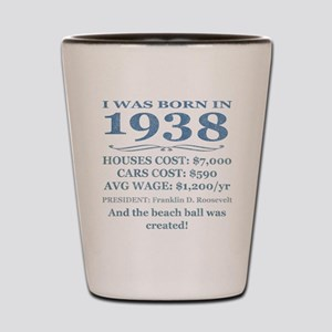 Birthday Facts-1938 Shot Glass