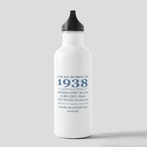 Birthday Facts-1938 Water Bottle