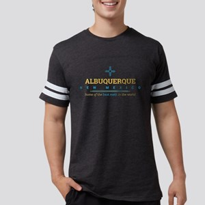Breaking Bad Albuquerque Mens Football Shirt