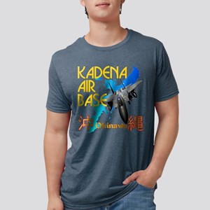 kab shirt drk Mens Tri-blend T-Shirt