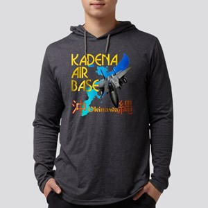 kab shirt drk Mens Hooded Shirt