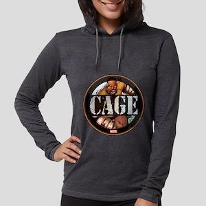 Luke Cage Badge Womens Hooded Shirt