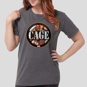 Luke Cage Badge Womens Comfort Colors Shirt