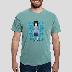 Bob's Burgers Tina Uhh L Mens Comfort Colors Shirt
