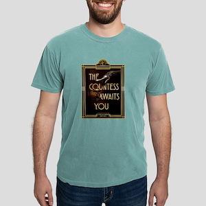 AHS Hotel The Countess A Mens Comfort Colors Shirt