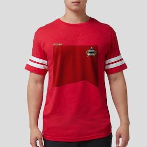 Star Trek TNG tunic Mens Football Shirt