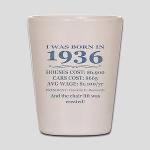 Birthday Facts-1936 Shot Glass
