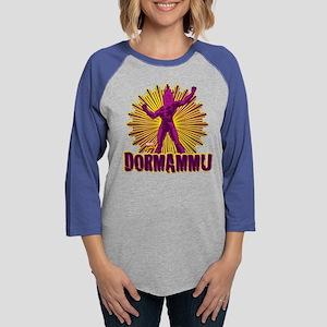 Doctor Strange Dormammu Womens Baseball Tee