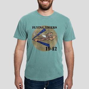 FLYING TIGERS 1942 Mens Comfort Colors Shirt