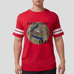 FLYING TIGERS 1942 Mens Football Shirt