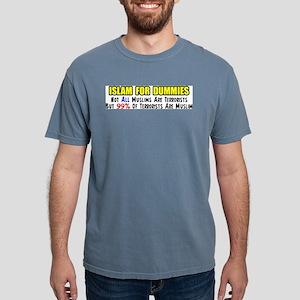 dummies Mens Comfort Colors Shirt
