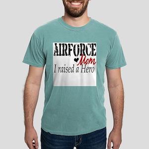 airforce rasied hero Mens Comfort Colors Shirt