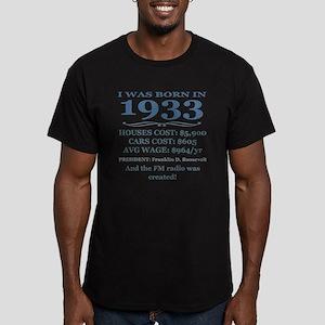 Birthday Facts-1933 T-Shirt