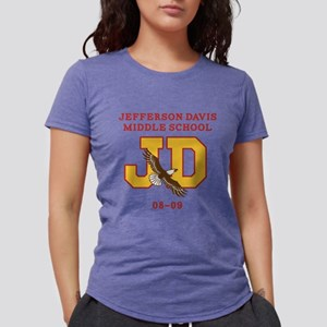 Eastbound and Down: JD Mi Womens Tri-blend T-Shirt