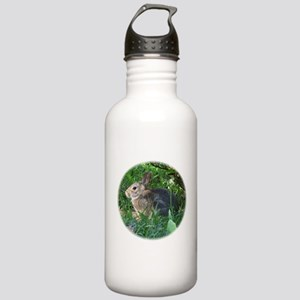Cute Cuddly Bunny Stainless Water Bottle 1.0L