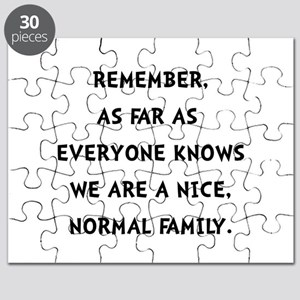 Normal Family Puzzle