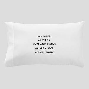 Normal Family Pillow Case